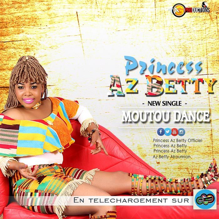 Princess Az Betty - Moutou Dance