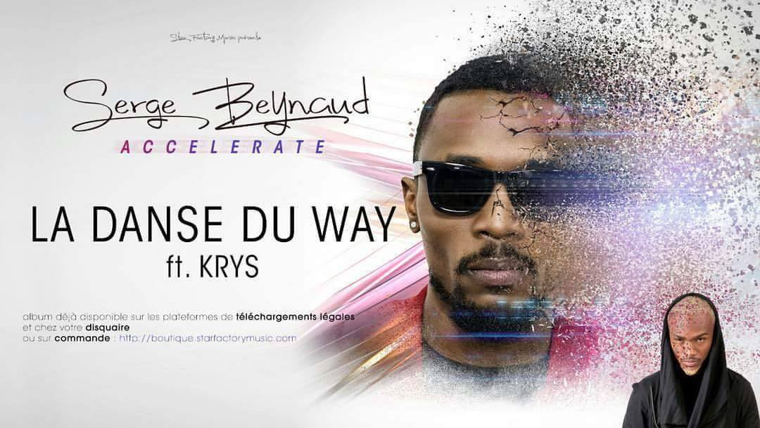 Serge Beynaud feat Krys - La danse du way