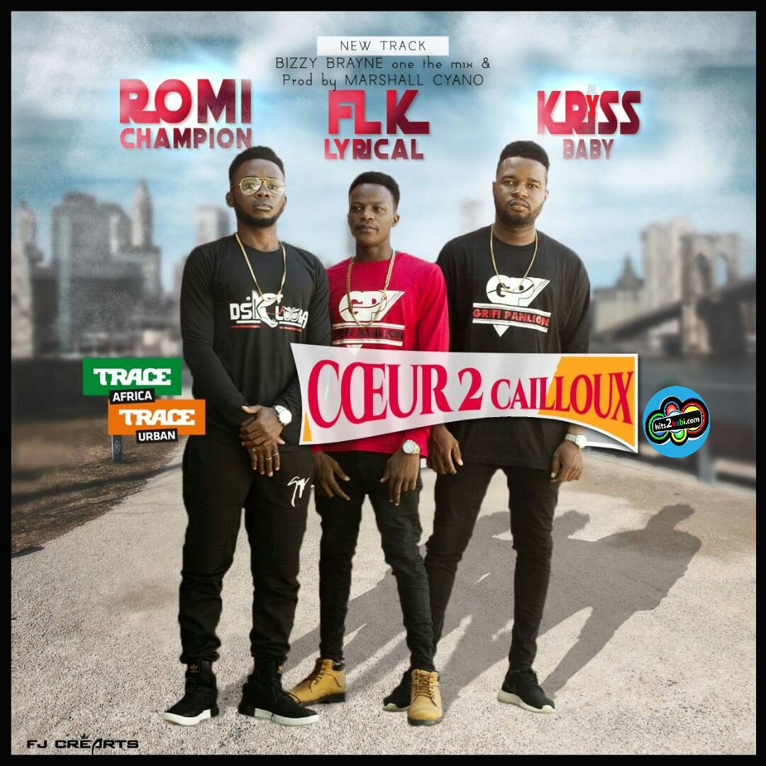 Romi champion, Chriss baby, Flk - Koeur 2 Cailloux