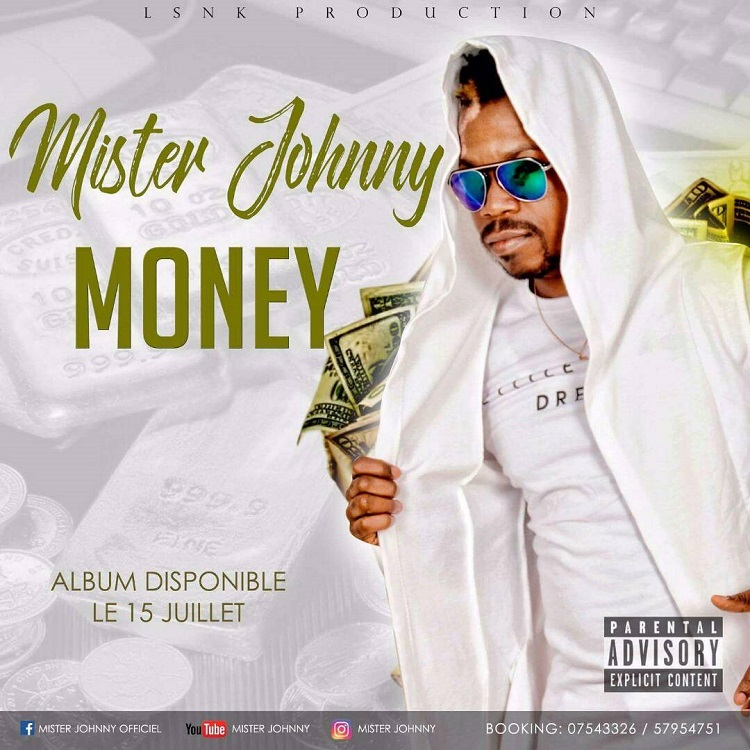 Mister Johnny new single
