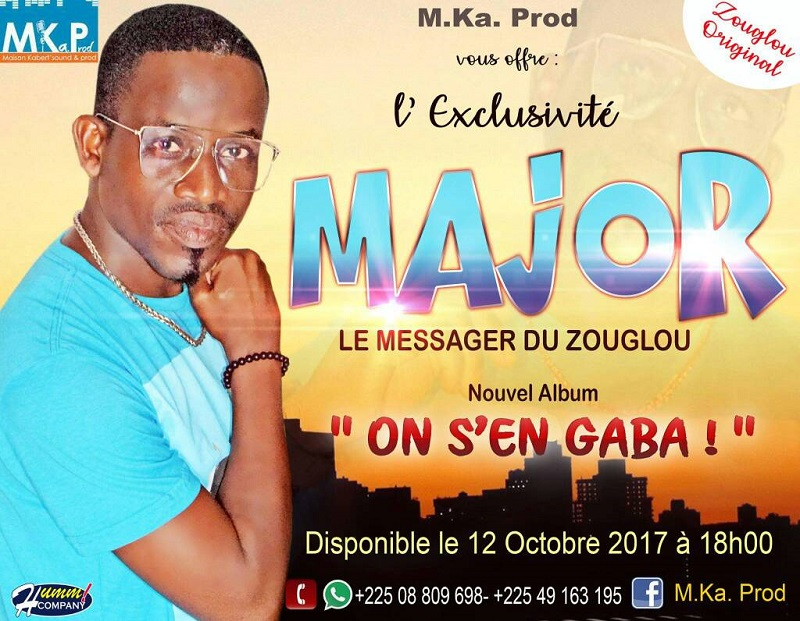Major - On s'en Gaba