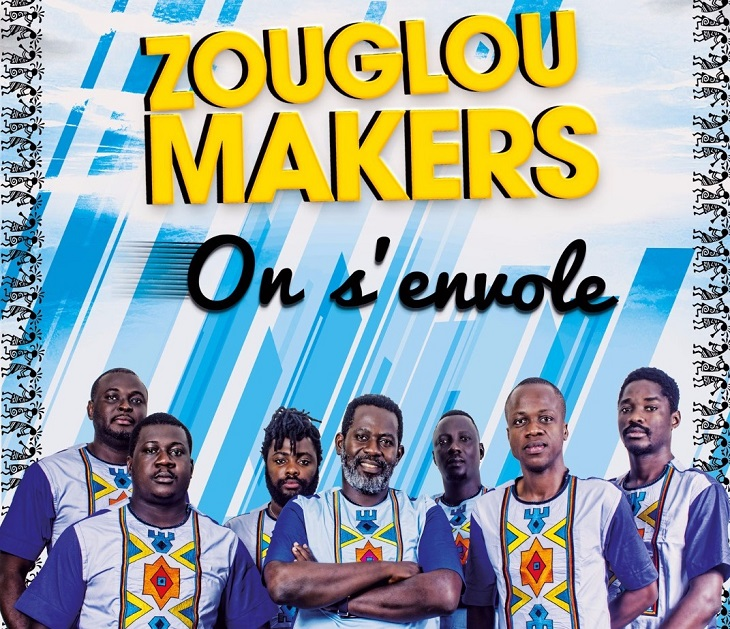 zouglou Makers - On s'envole