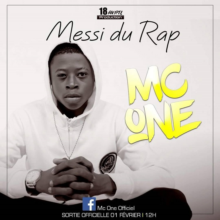 Mc One - Messi du Rap