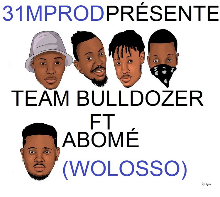 Team bulldozer feat Abome - Wolosso