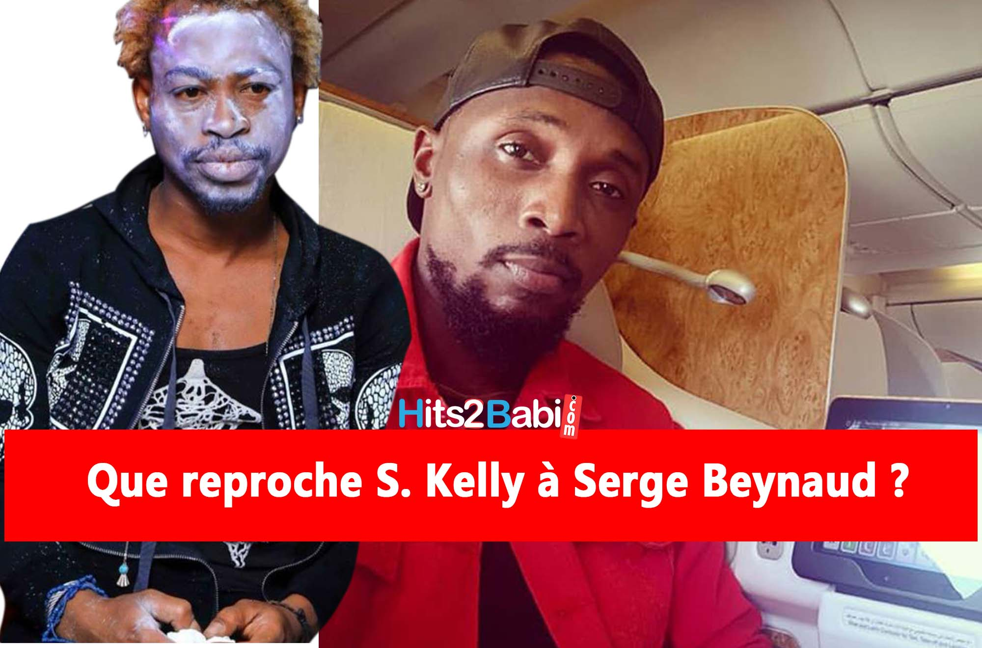 S. Kelly refuse tout contact avec Serge Beynaud. Que reproche S. Kelly à Serge Beynaud ?