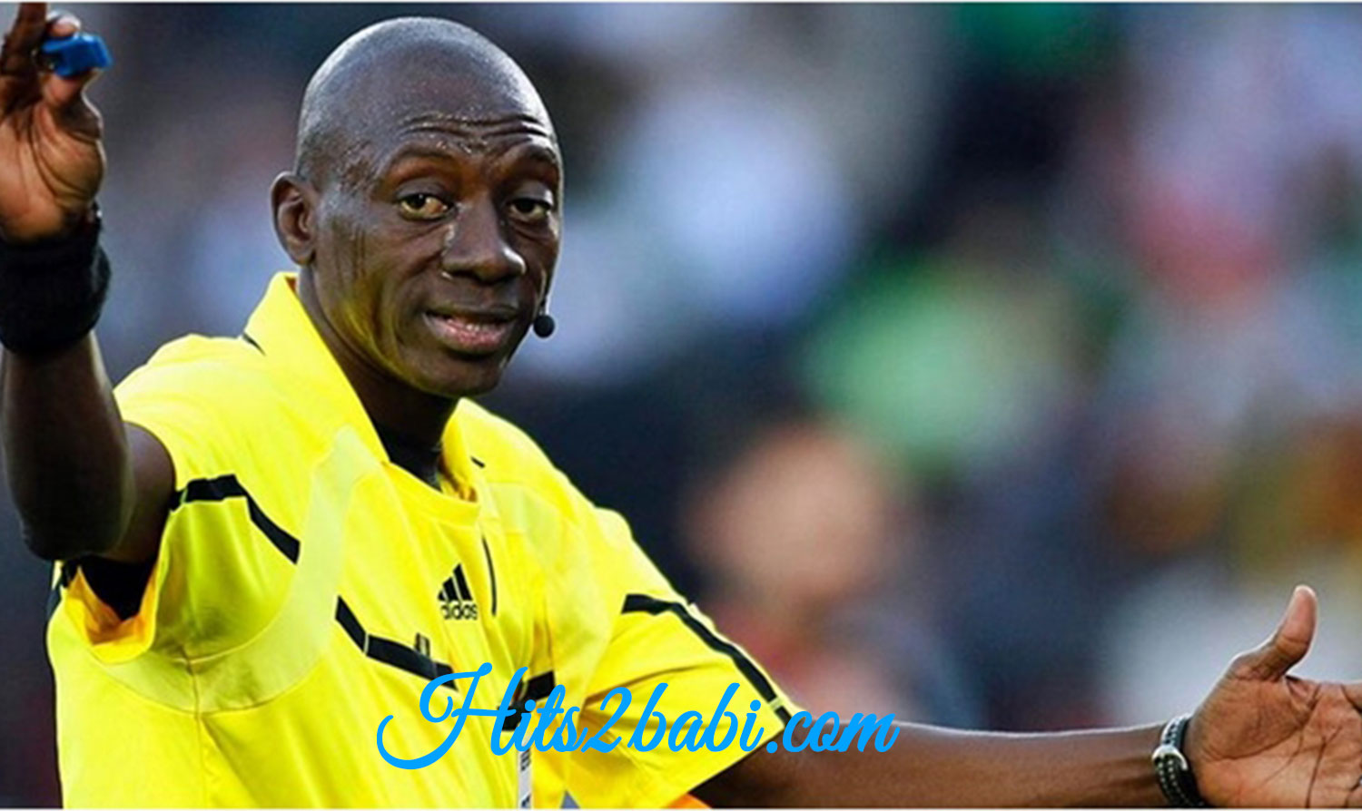 Malang Diédhiou arbitre international Sénégalais annonce sa retraite internationale