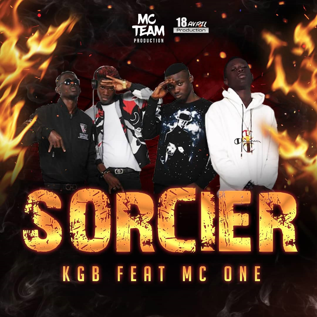 KGB feat Mc One - Sorcier