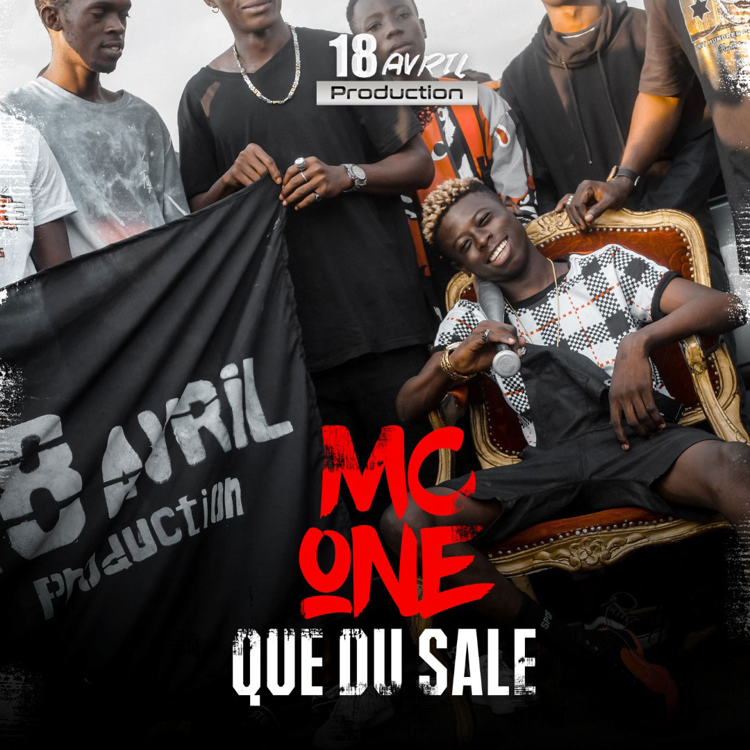 Mc One - Que du sale