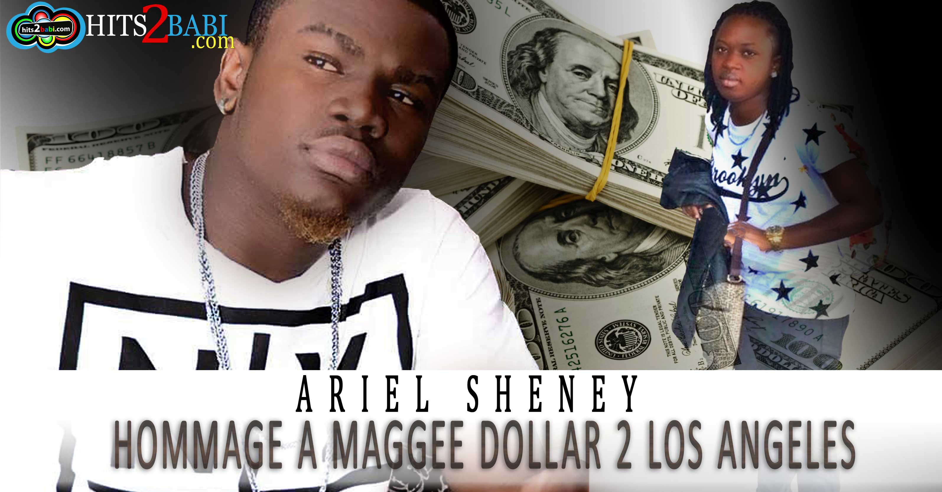 ARIEL SHENEY - Hommage a Magea Dollars 2 Los Angeles